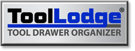 Tool Lodge - The Tool Drawer Organizer for Professional Mechanics, Lean Manufacturing / 5S & Garage Owners