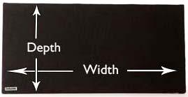 depthwidth