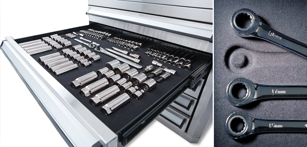 Toollodge 174 Tool Drawer Organization The Easy Way