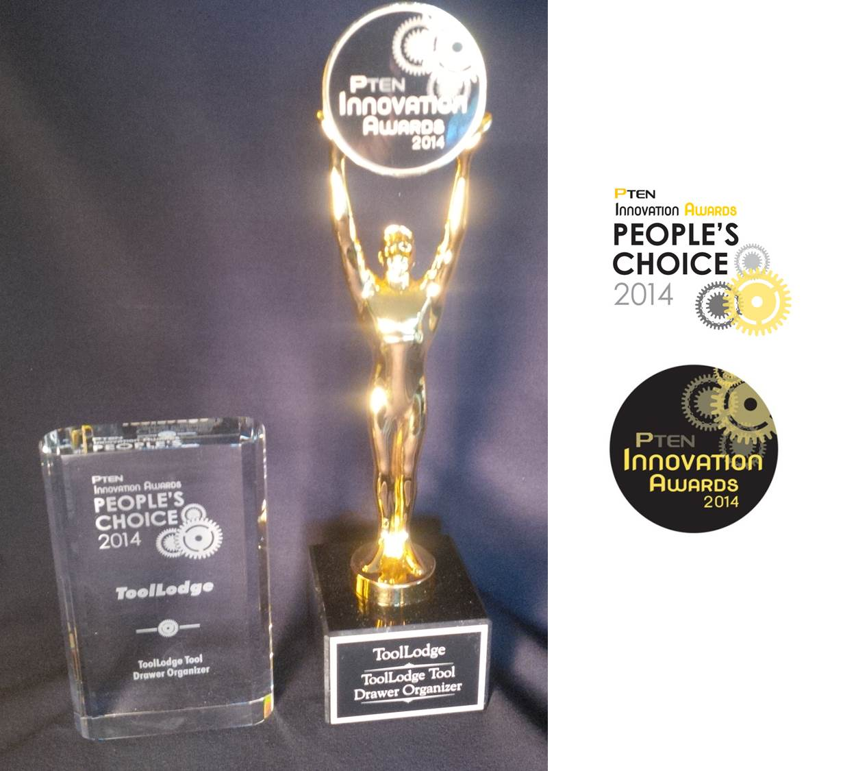 ToolLodge Brings Home Two Awards from Las Vegas: PTEN Innovation Award and People's Choice Award